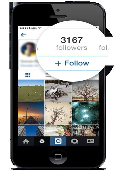Buy Instagram Followers - Free 100 Instagram Likes Trial - BotsView