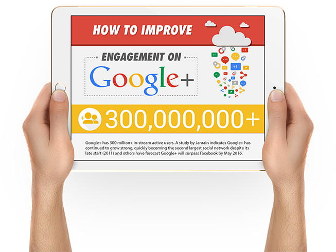 how to improve engagement on google plus