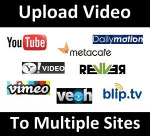 platform for Free uploading videos