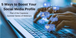 Boost your social profile