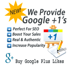 Buy Google Plus Likes