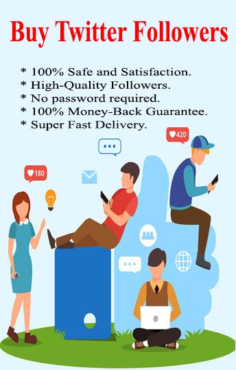 Buy Real Twitter Followers Cheap