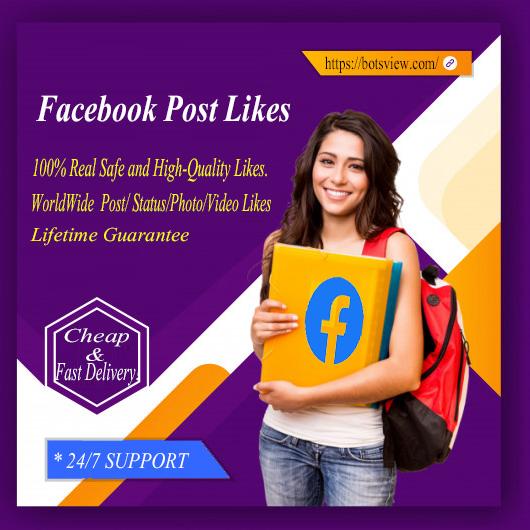 Buy Facebook Post likes